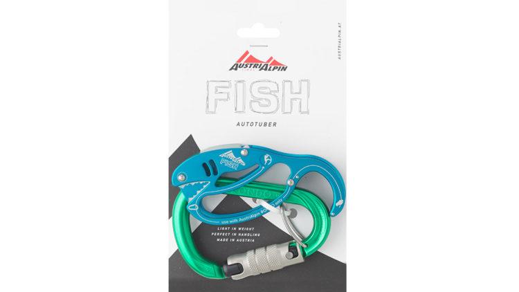 Jistítko AustriAlpin Fish - set