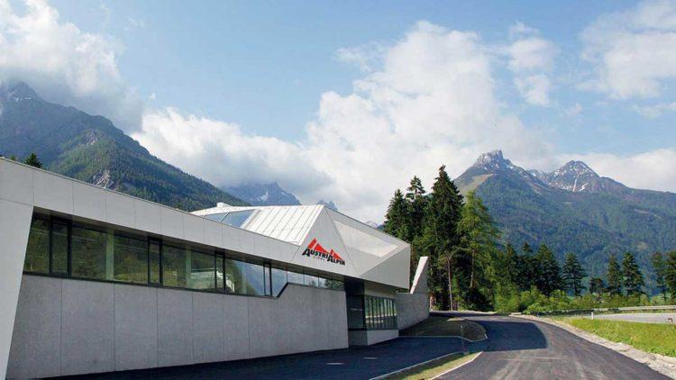 Sídlo firmy AustriAlpin